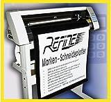 Details zu Profi Schneideplotter v REFINE EH 720 USB,ArtCut 2009 DE NEU jetzt inkl USB Win 10