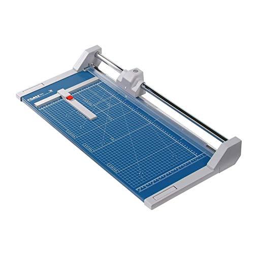Dahle 552 Papierschneider (Bis DIN A3, 20 Blatt Schneidleistung) blau*