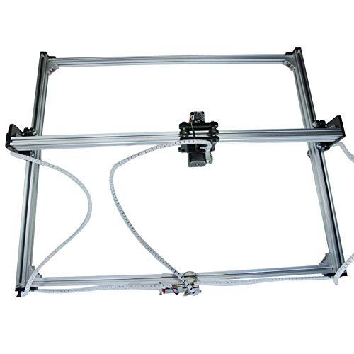 Holzschneidemaschine zum Gravieren, 100-240 VAC, 1000 mW Mini-DIY-Desktop-Laser-Gravur-Holzschneidemaschine, unterstützt eine Vielzahl von Gravurmethoden(3#)