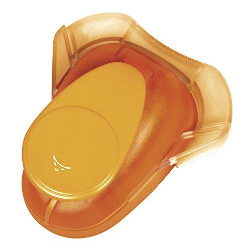 Rayher Hobby 69042000 Eckstanzer, abgerundet, ø 1,6cm- 5/8 Zoll, geeignet für Papier/Karton bis zu 200g/m²
