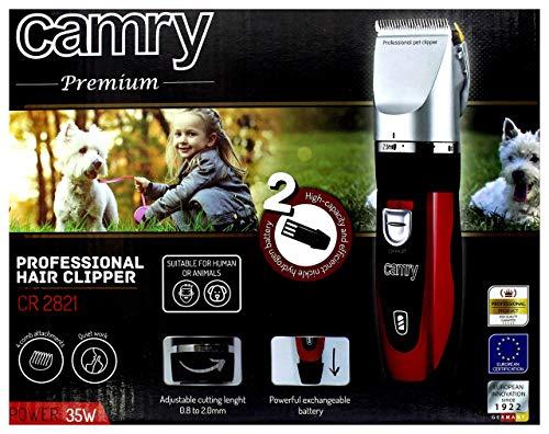 CAMRY CR-2821 Haarschneider für Haustiere