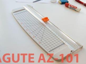 Test Lagute AZ-101