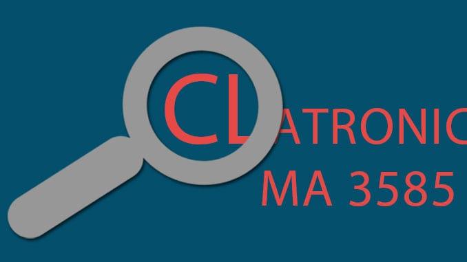 Clatronic Allesschneider MA 3585 recherchiert