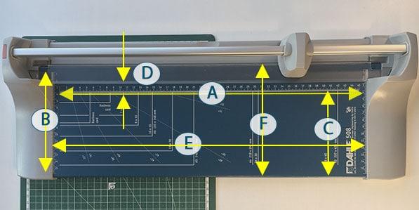 Im Test: Dahle 508 Roll- und Schnittschneidemaschine 1