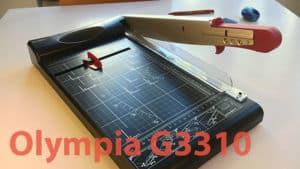 Olympia G3310 Test