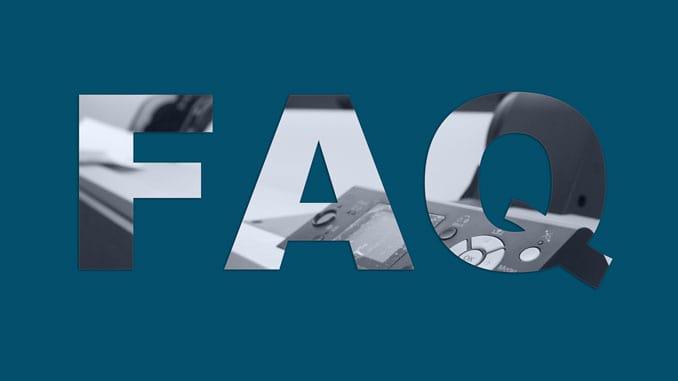 FAQ zu Schneideplottern