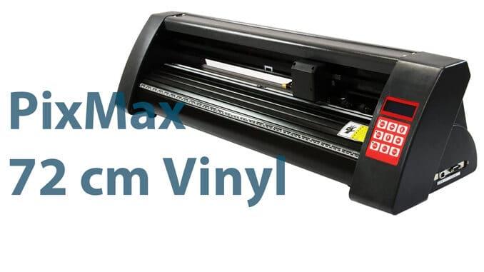 PixMax 720mm Vinyl Schneideplotter: Funktionale Lösung für die Folienbearbeitung 1