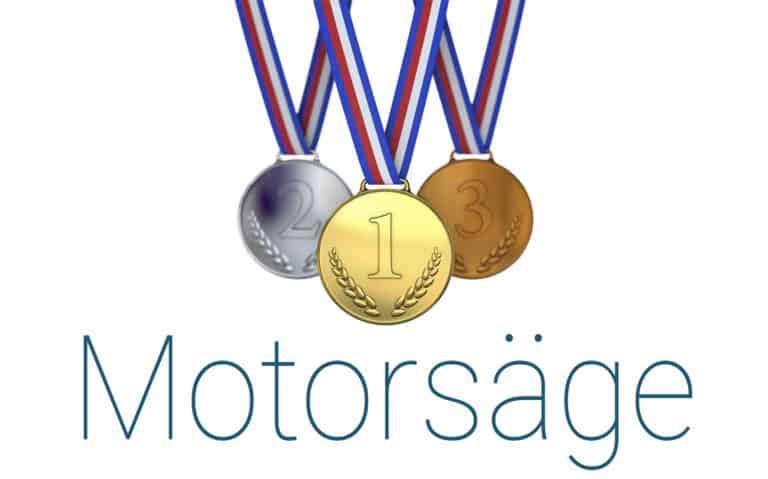 bestseller-Motorsäge